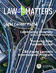 Law Matters | Winter 2017-18